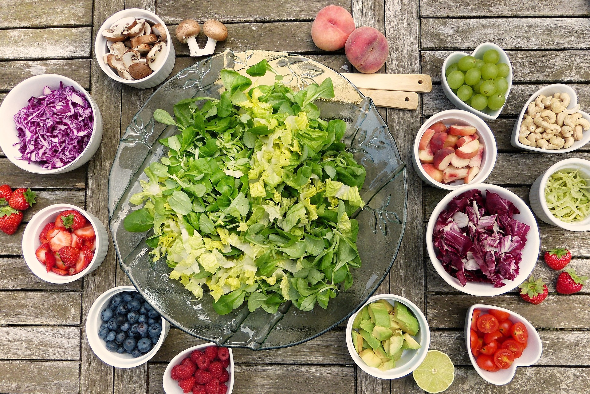 simple food swaps for better health